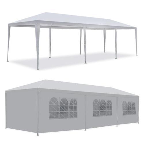 10' 30' BBQ Gazebo Party Tent Side Walls