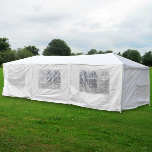 10' Gazebo Canopy Event Party Side Walls