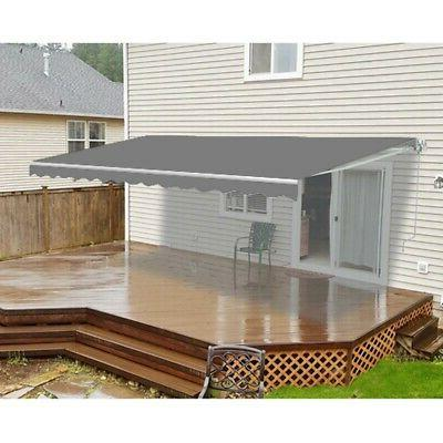 refurbished 13 x 10 ft retractable home