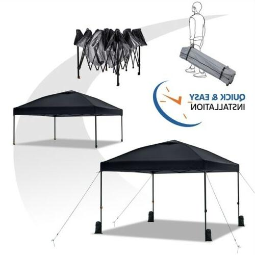 10'x10' Commercial Pop up Gazebo Canopy Quick Release Folding