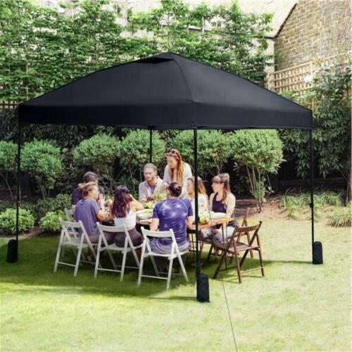 10'x10' Commercial Pop Gazebo Canopy Outdoor Quick