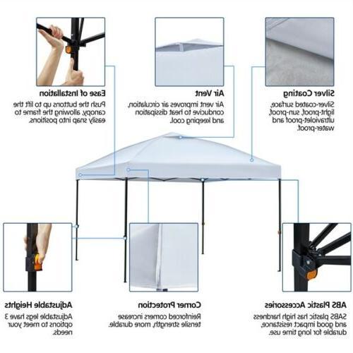 Up Canopy Folding Tent Shelter