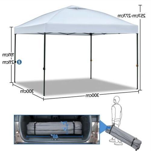 10'x10' Ez Up Canopy Folding
