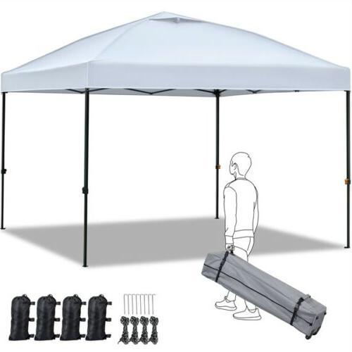 10 x10 ez outdoor pop up canopy