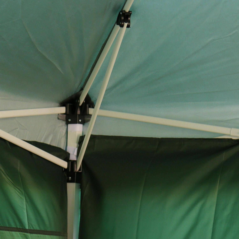 10'x10' Pop UP Canopy Tent Gazebo Heavy Carry