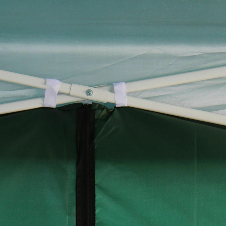 10'x10' Canopy Tent Wedding Folding Gazebo Heavy Duty Carry Bag