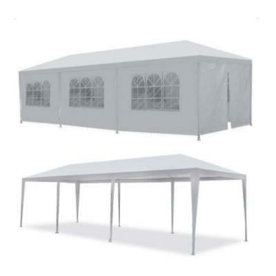 10'x20'/30' Canopy Outdoor Gazebo Pavilion Event
