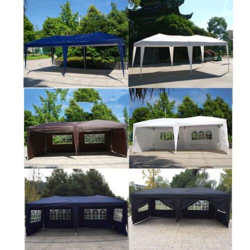 10 EZ UP Party Folding Gazebo Canopy Duty/