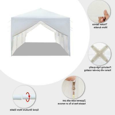Outdoor Gazebo Pavilion Event White