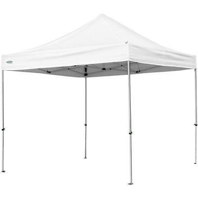 10ft x 10ft alumashade instant canopy