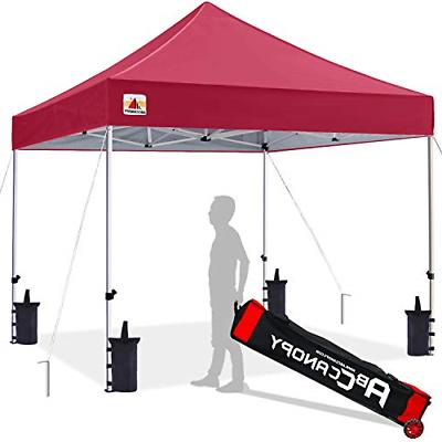 10x10 canopy tent pop up canopy outdoor