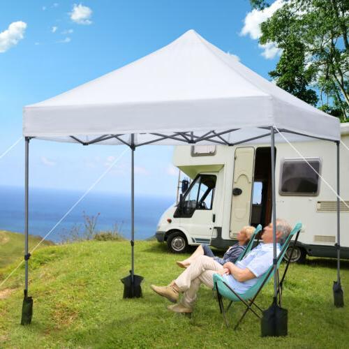 10x10' Canopy Folding Waterproof