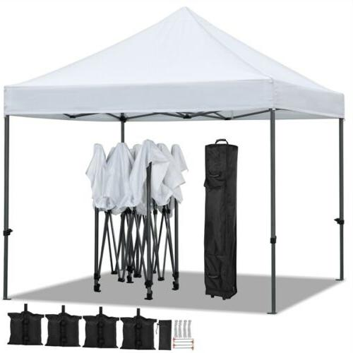 10x10 commercial pop up canopy party tent