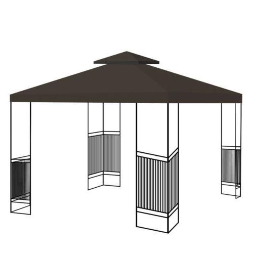 10x10' Outdoor Top Tent Sunshade 2