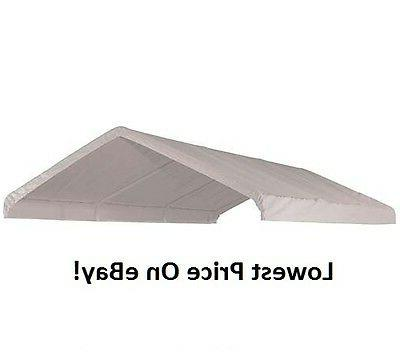 10x20x9 6 replacement canopy top cover