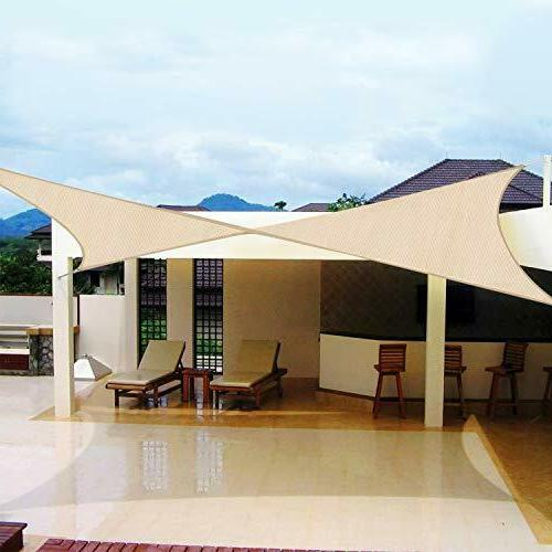 ROYAMY x Sun Shade Rectangle, Canopy for
