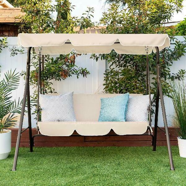 Best 2-Person Outdoor Large Swing Loun