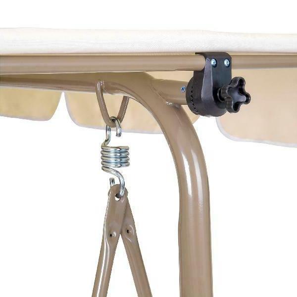 Best Outdoor Convertible Canopy Swing