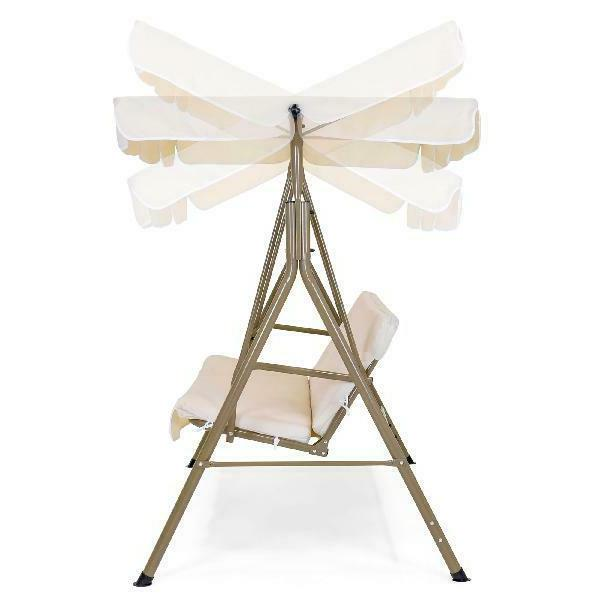 Best Choice Products 2-Person Swing Loun