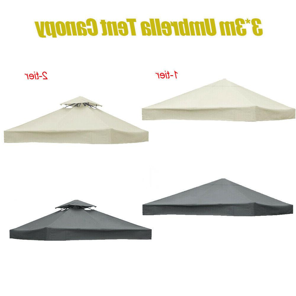 2-Tier Replacement Tent Outdoor Cover
