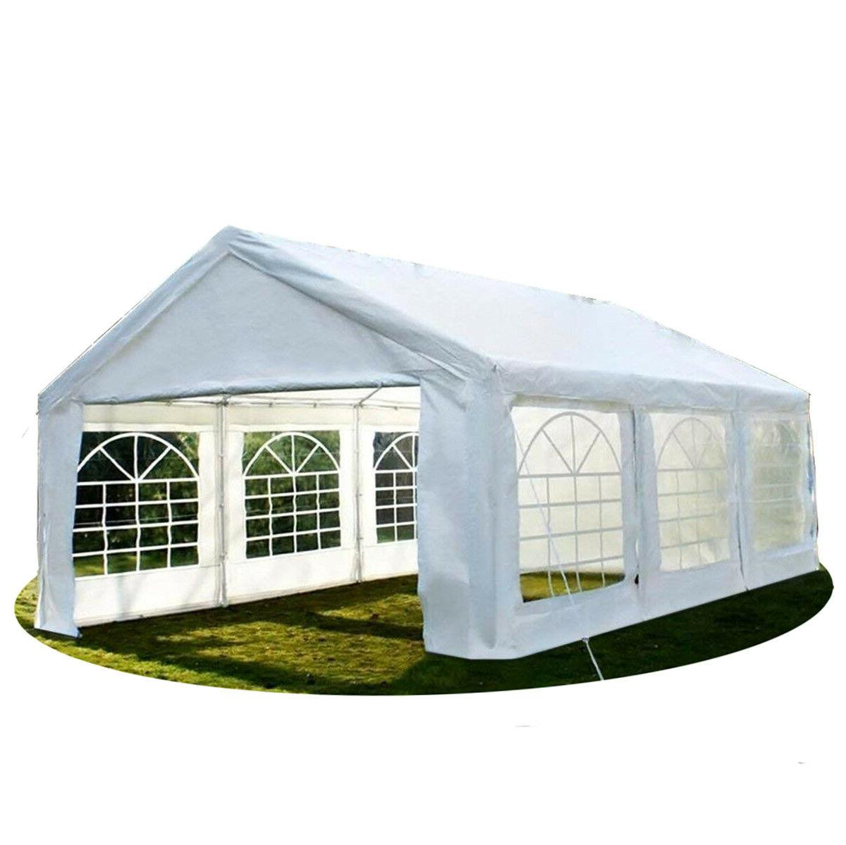 20 x 20 ft commercial wedding party