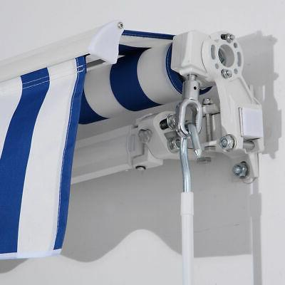 9.8'X8.2' Canopy Retractable Deck