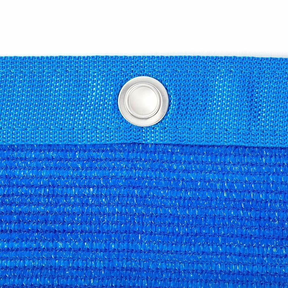 Shatex Fabric Shade Cloth Grommets Pergola Cover Canopy,10x20'