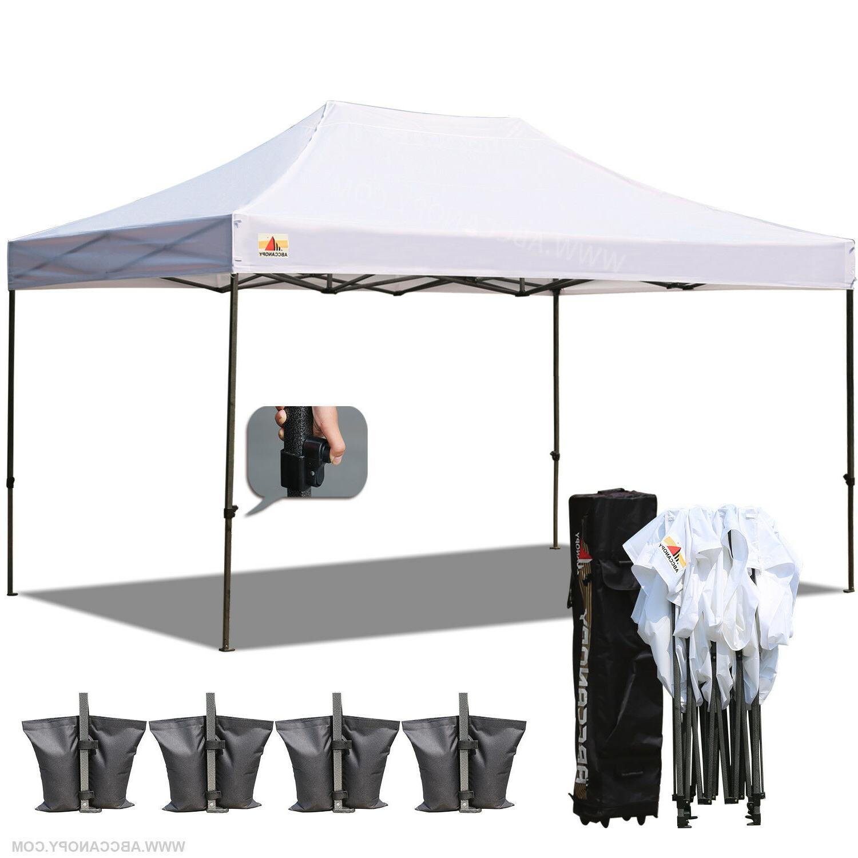 a4 10x15 ez pop up canopy instant