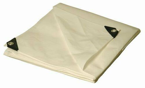 """Dry Top """"12x20"""" Ft Canopy Cover Poly Tarp 312201 By Foot Sup"""