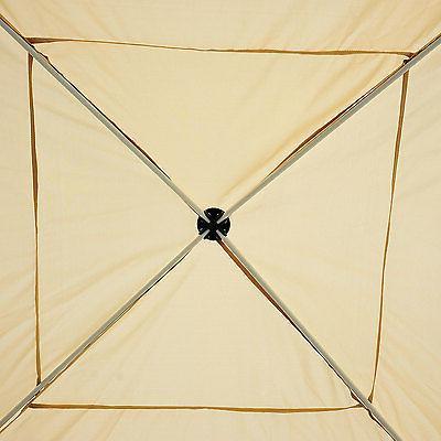 Outsunny 10' x Easy Pop Tent Walls Tan