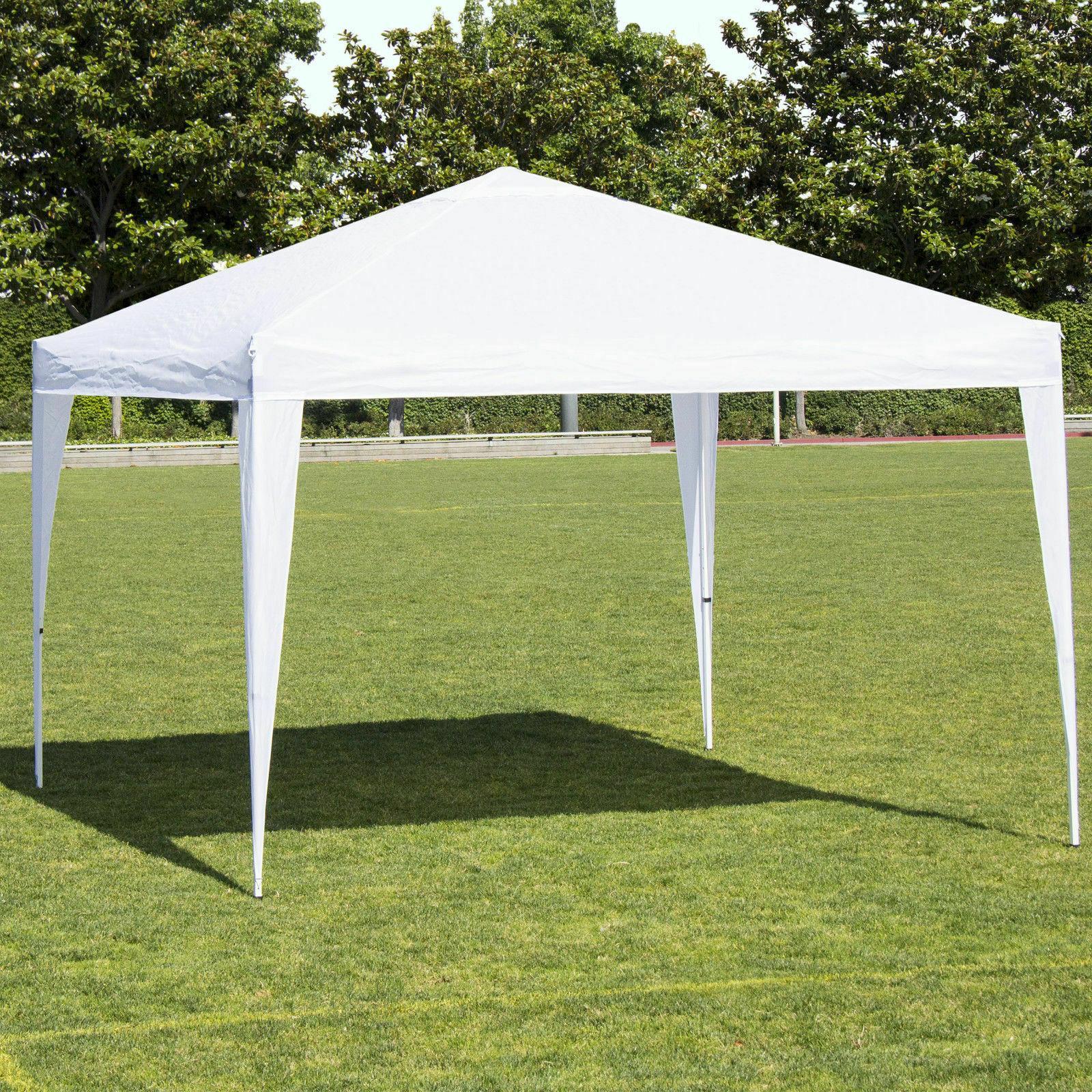 10 x 10 pop up canopy