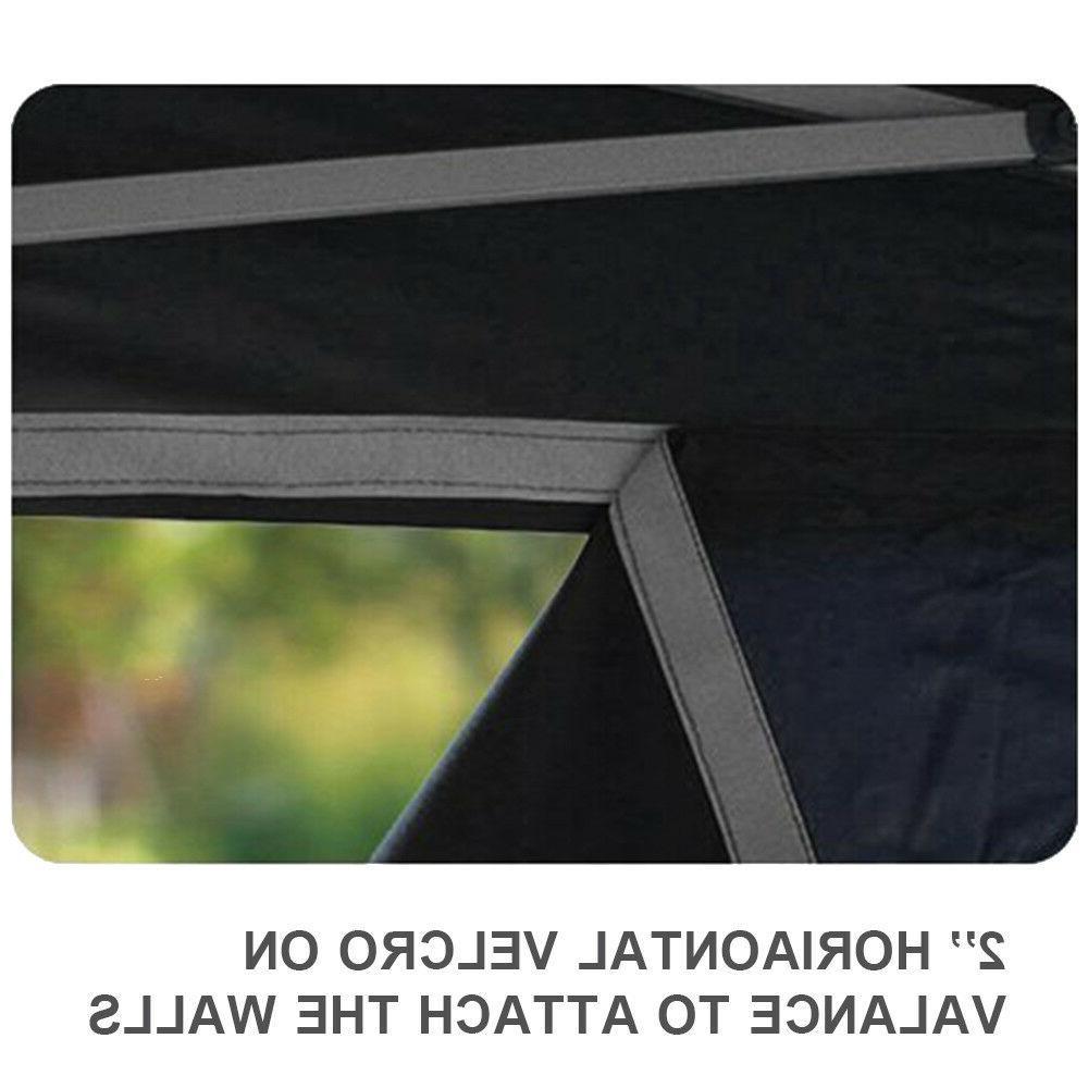 Eurmax Ez Up Canopy Back Walls Panel