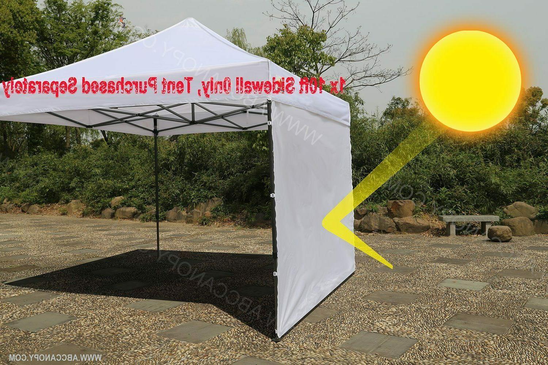 ABCCANOPY Canopy for 10x20 Feet Straight