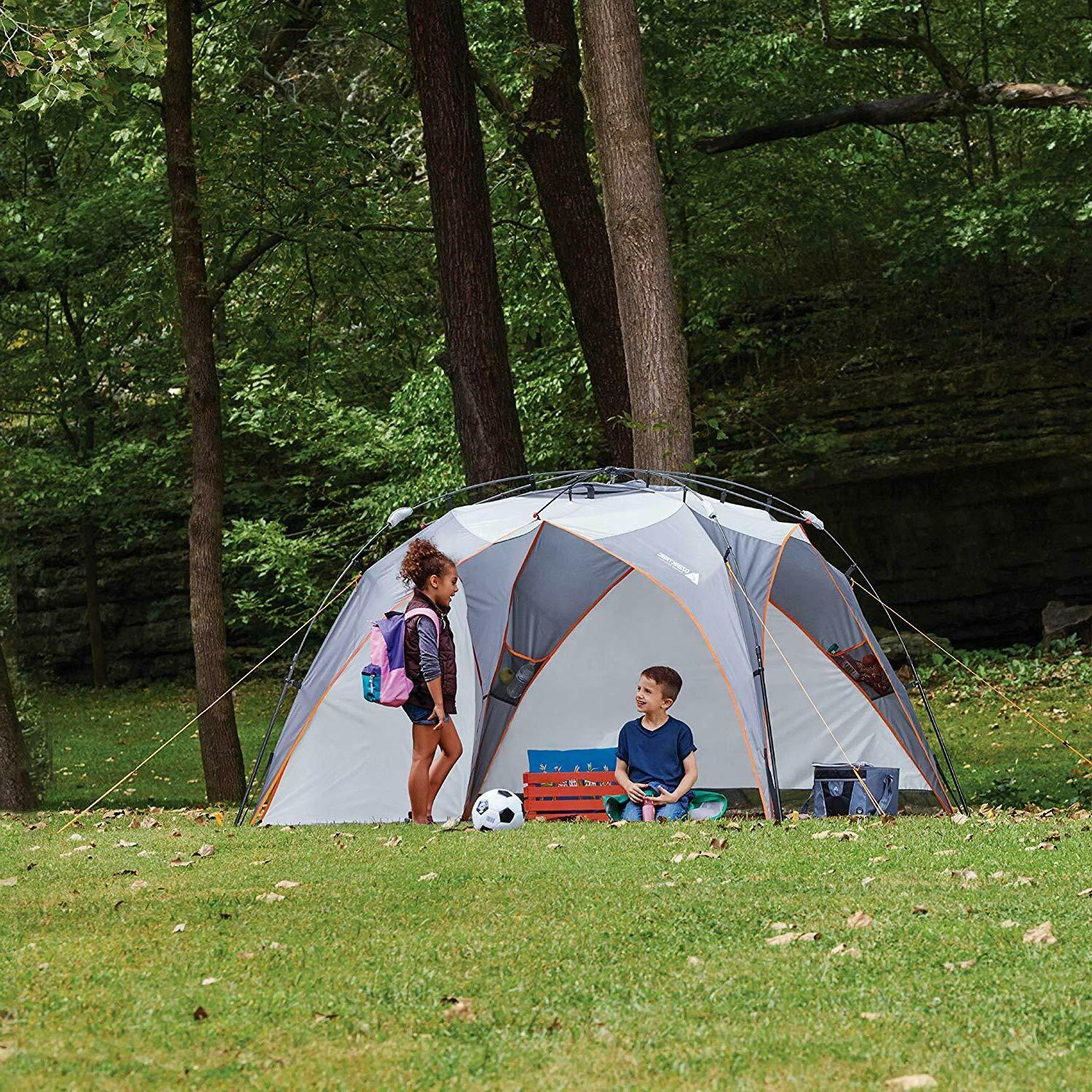 Instant x 8 Pop Up Canopy Camping