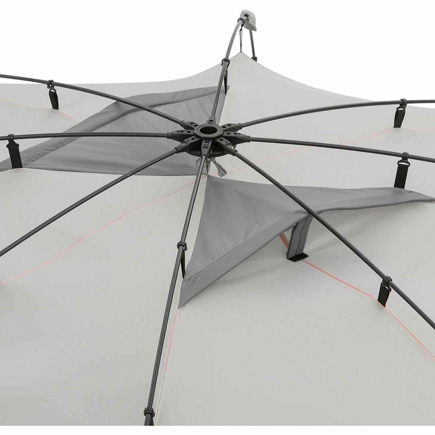 Instant Tent x 8 Canopy Camping