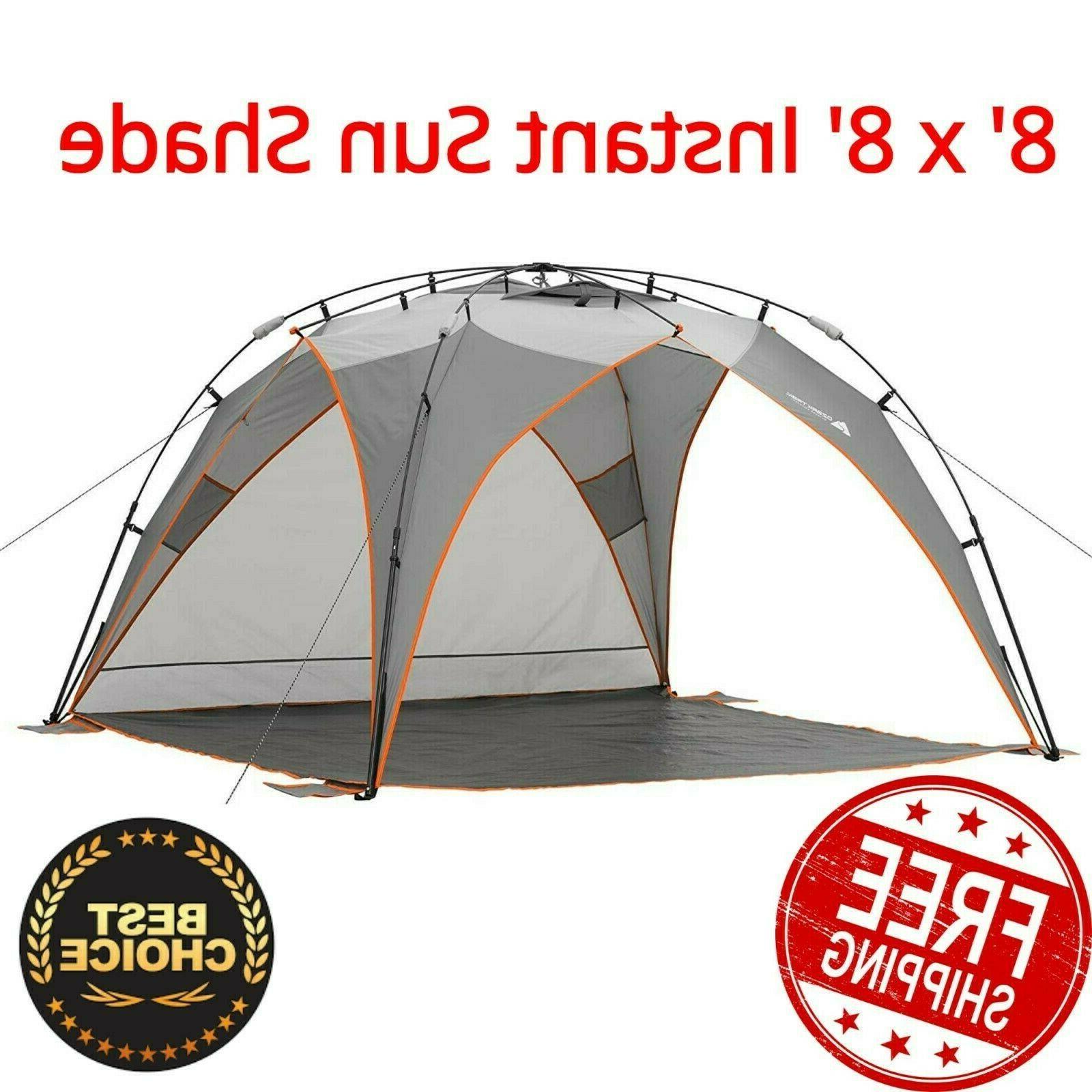 instant tent sun 8 x 8 pop