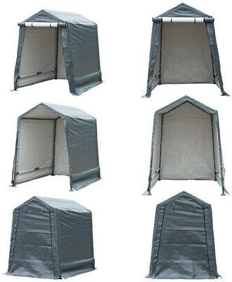 Abba Shelter Door Storage Shed Portable x