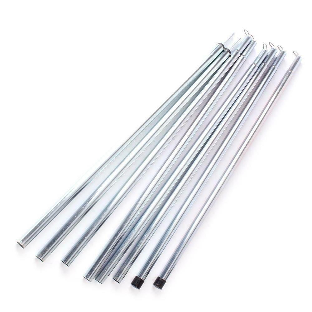 outdoor tent pole camping awning rod stand