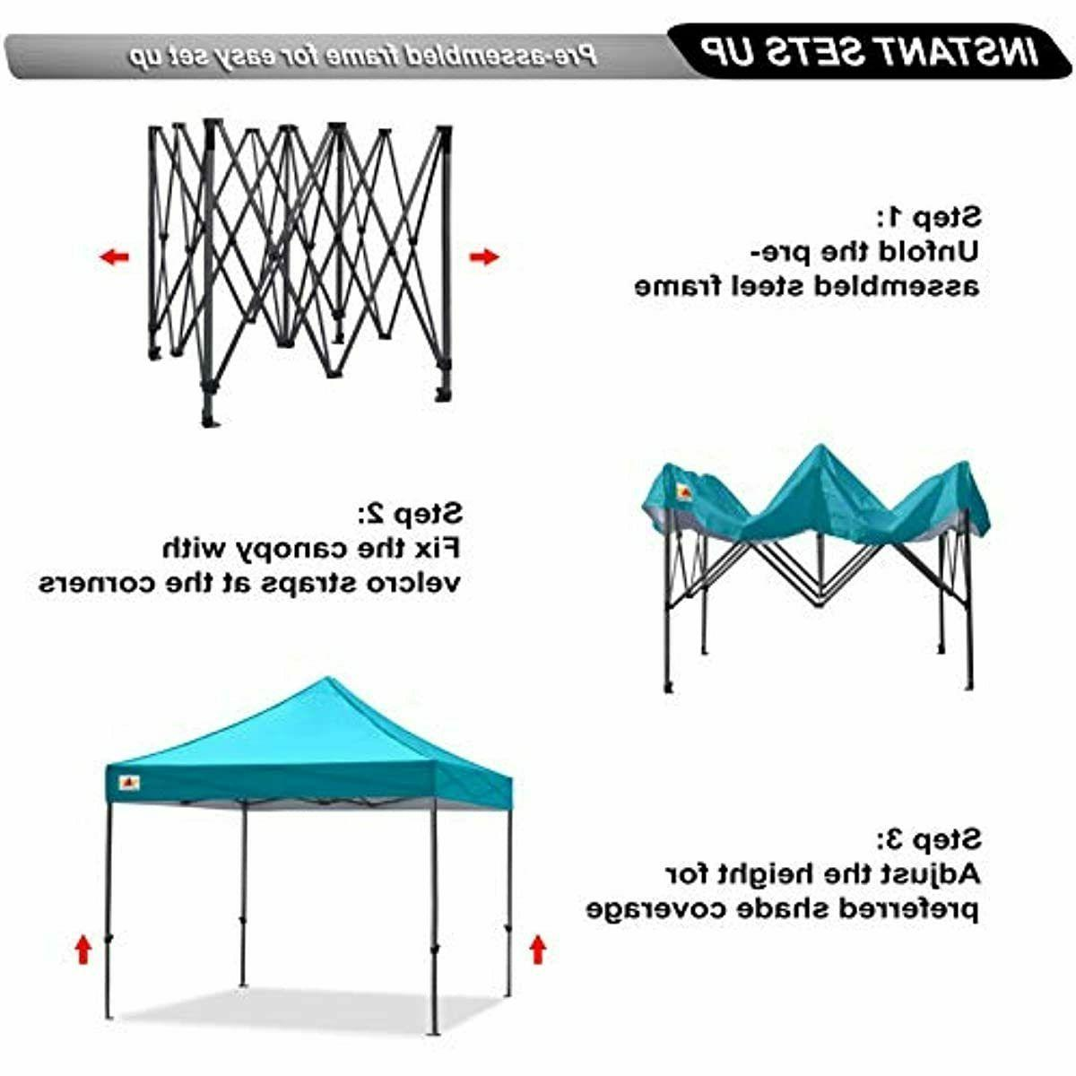ABCCANOPY Up Canopy Tent Commercial-Series