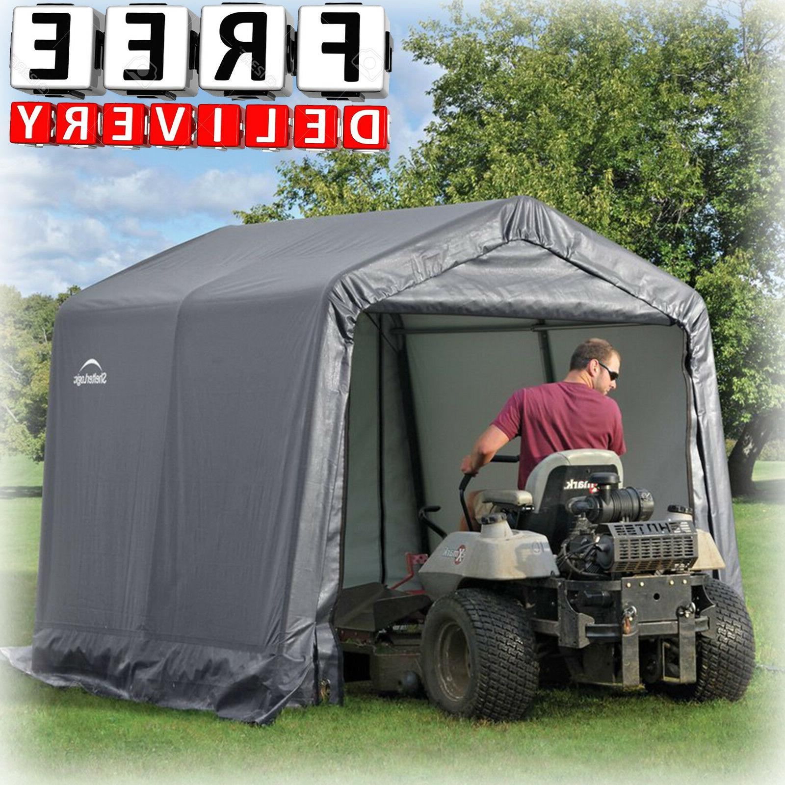 Portable Storage Shed Canopy Garden Backyard Outdoor Lawn Ya