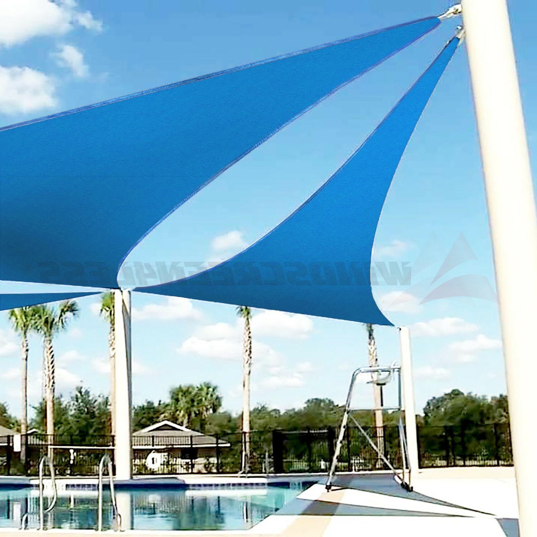 Standard Curve Sun Shade Garden Canopy