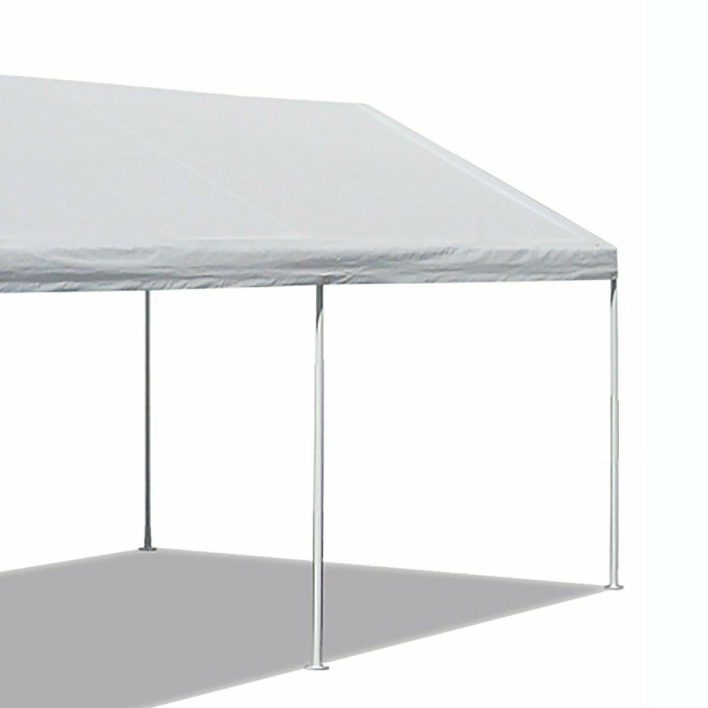 Instant Canopy Tent 12x12 Outdoor Pop Up Ez Gazebo 4 Leg Fra