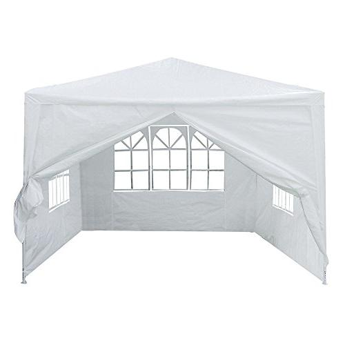 Yescom White Wedding Patio Removable for