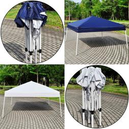 Outdoor 8'x 8' EZ Pop Up Beach Canopy Gazebo Folding Party T
