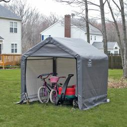 Outdoor Storage Shed Canopy Tent Garden Tools House Workshop