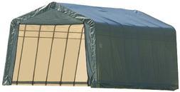 ShelterLogic Peak 12 Ft. W x 24 Ft. D Shelter