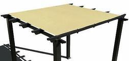 Alion Home Pergola Shade Cover Sunblock Patio Canopy HDPE Pe