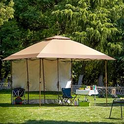 12' x 12' Pop Up Canopy Outdoor Portable Party Wedding Tent