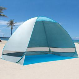 Pop Up Beach Tent Sun Shade Shelter Outdoor Camping Automati