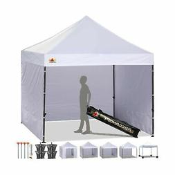 pop up canopy tent 8x8 commercial instant
